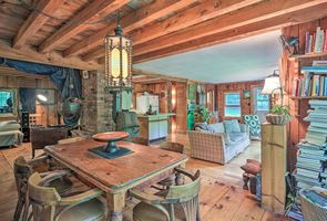 Photo for 2BR Cabin Vacation Rental in Mill River, Massachusetts