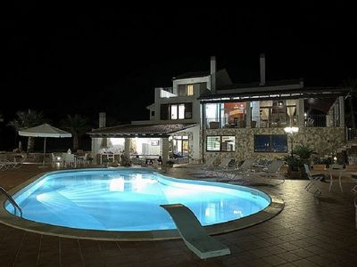Photo for VILLA EGADI WITH POOL AND TENNIS COURT