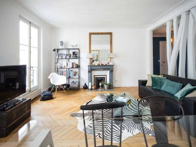 Photo for Spacieux appartement#Marais#2 chambres