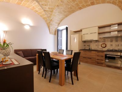 Photo for Modern suites in a prestigious context in the historic center of Presicce