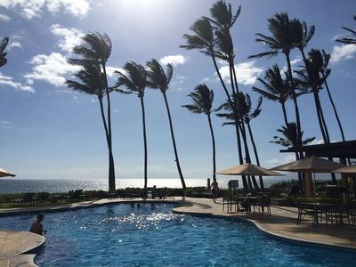 Photo for Luxury Condo - Ocean View - Stunning Beach - Fast Wi-Fi - 50+ 5-Star Reviews!