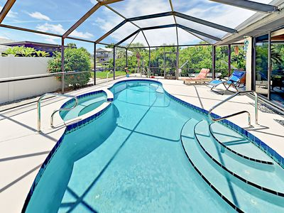Dreamy Bayside Retreat w/ Pool, Hot Tub & Canal Launch - 2.5 Miles to Beach