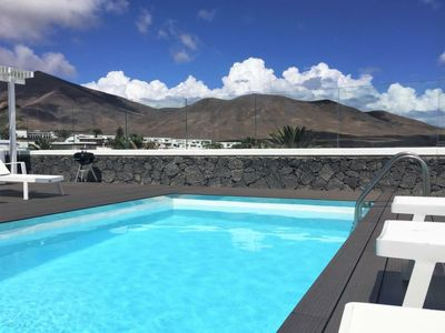 Photo for Vacation home Villa Patricia in Playa Blanca - 6 persons, 3 bedrooms