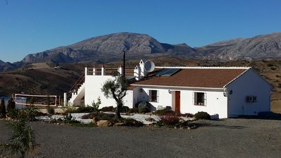 Photo for Villa with stunning Mountain views, Large pool, Covered Terraces,
