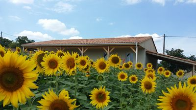 Photo for NEW Villa with great views in rural France, children & dogs welcomed sleeps 6