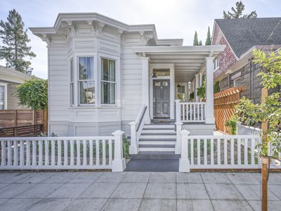 Photo for Fully restored historical home in the heart of downtown Napa!