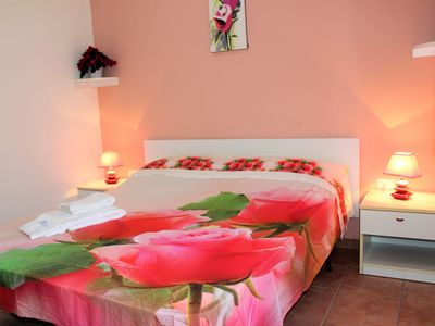 Photo for PINK VILLA WITH OUTDOOR PATIO BARBECUE NEAR THE SANDY BEACHES OF SALENTO