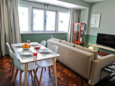 Photo for Unknown Lisbon 5A - 1 BDR apt in NEW building - Apartment for 4 people in Lisboa ciudad