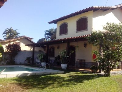 Photo for House with pool in Lagoa de Araruama