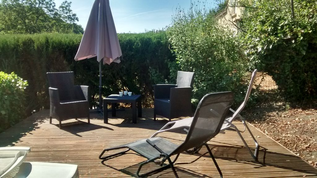 La Meilleraie Tillay France Rental Property