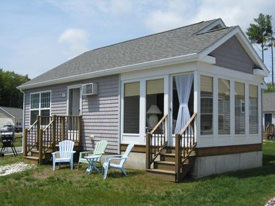 Photo for COMFY 2BR COTTAGE AT BEACH DREAMS -ENJOY POOLS, BEACH, GYM & MORE.  BOOK TODAY!