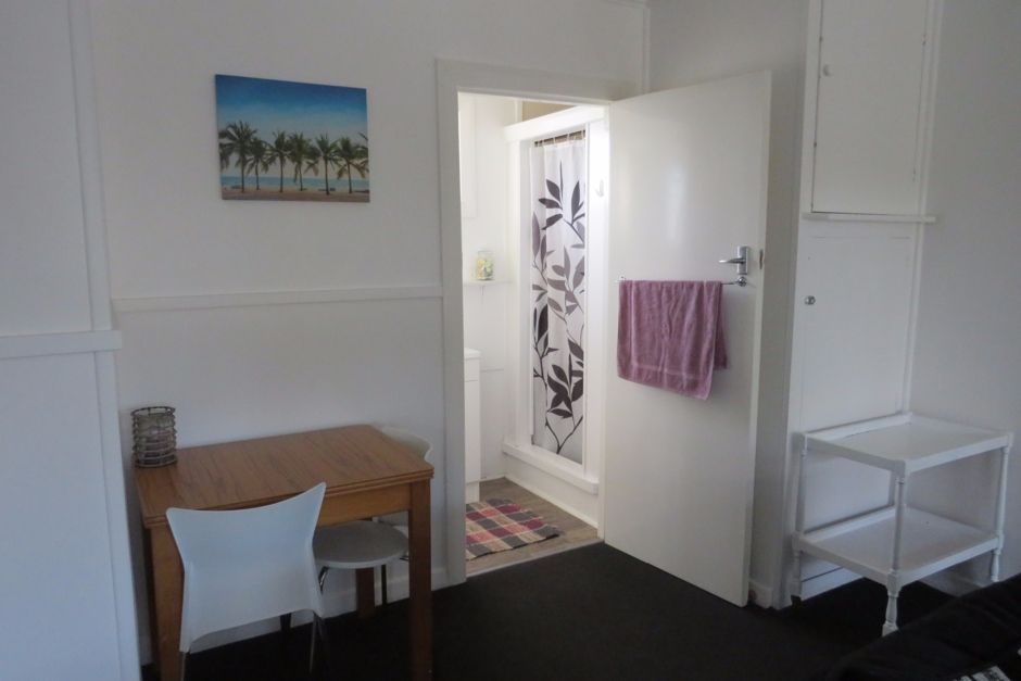 2-bedroom ex motel unit @ Carters Beach