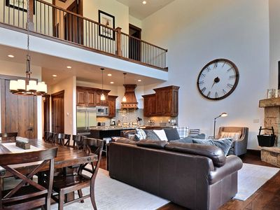 Photo for Luxury 3 Story Townhouse, Canyons Base at Park City Mountain | Sleeps 16+