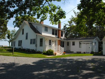 Photo for Charming House overlooking the Peconic Bay