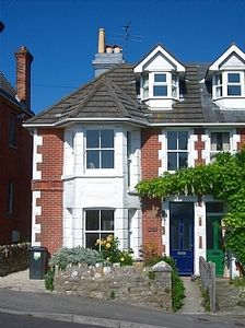 Photo for Edwardian House in Durlston with Swanage Bay sea Views , Dogs Welcome