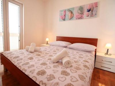 Photo for Apartment Podstrana for 1 - 5 people with 3 bedrooms - Apartment