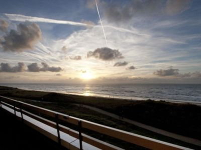 Photo for Sonnenterrasse is a very spacious apartment on the 3rd floor. It is located right next to the beach