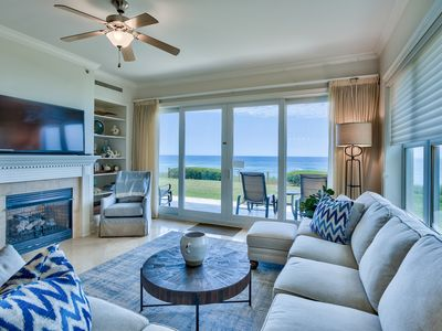 Photo for Adagio A105 ground floor gulf front - four bedrooms - just updated!!