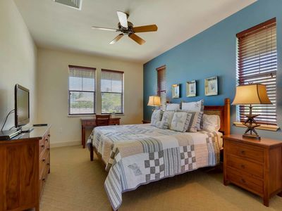 Photo for Island Touches+High Style! AC, WiFi, Lanai, Gourmet Kitchen–Halii Kai Waikoloa 20A