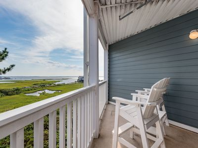 Photo for Bayfront w/ Pool in Mid-Town OCMD - Beautiful Inside & Out!
