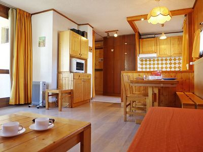 Photo for Apartment 594 m from the center of Tignes with Lift, Internet, Balcony (98765)