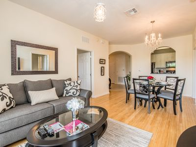 Photo for Perfect for family groups, this condo features all the comforts of home!