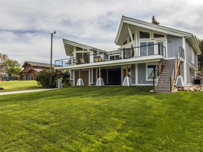Photo for Lakefront BLVD - Premier Beachside Home in Garden City, UT- Bear Lake
