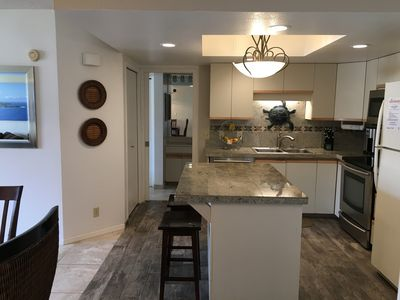 Photo for Beautiful Maui Banyan Condo in Building G!  Just steps from the beach!