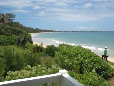 Photo for Stunning Beachfront at Malaekahana Bay - Fun for the Whole Family!
