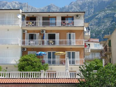 Photo for Apartments and rooms Ivan, (8195), Makarska, Makarska riviera, Croatia
