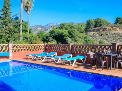 Photo for Vacation home La Casita in Nerja - 8 persons, 4 bedrooms