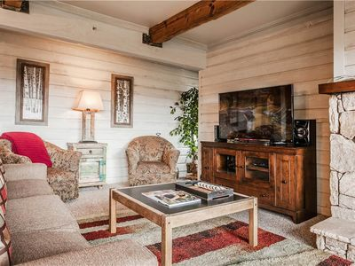 Photo for Snowmass Mountain H-3: 2 BR / 2 BA condominuim in Snowmass Village, Sleeps 6