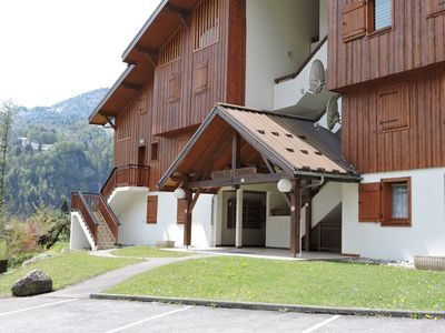 Photo for rental apartment T3 in Samoens on the ground floor with terrace