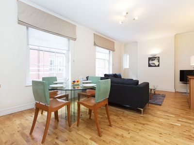 Photo for LOVELY 2BR 2BA BARBICAN DISTRICT FLAT - CENTRE OF LONDON