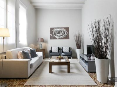 Photo for Friendly Rentals The Gaudi Apartment in Barcelona