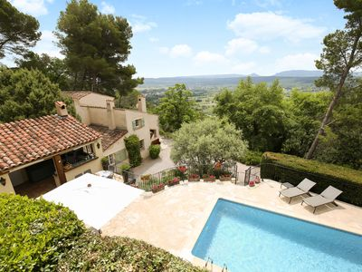 Photo for 5BR House Vacation Rental in Fayence, Provence-Alpes-Côte d'Azur