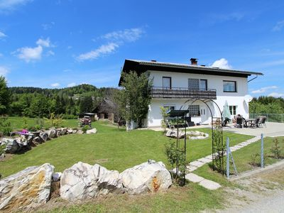 Photo for Very spacious and well equipped apartment with garden and farm animals