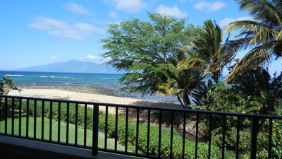 Photo for OCEANFRONT VILLA ON PRIVATE BEACH AMAZING VIEWS & PRIVACY
