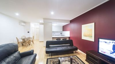 Photo for Self contain Apartment in Fitzroy St St Kilda