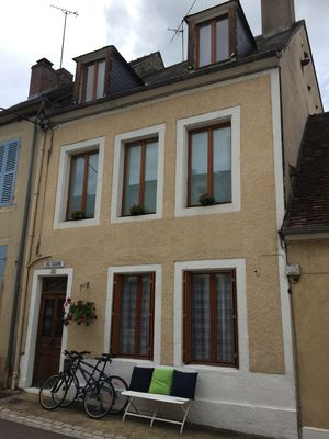 Photo for 3BR Townhome Vacation Rental in Moulins-Engilbert, Bourgogne-Franche-Comté