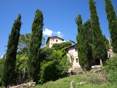 Photo for Umbria, Spoleto - great country estate with pool up to 15 pers. in a beautiful location