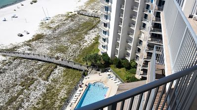 Photo for Breathtaking Penthouse 3 bdr beachside at  Beach and Yacht Club of Perdido Key
