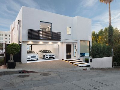 Photo for Hollywood Hills Modern Mansion