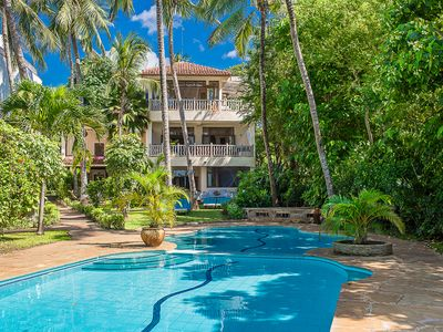 Photo for Monkey Beach House, Self-catering, staff Provided, Shared Pool, Lovely Gardens