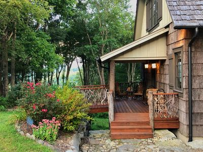 Photo for Wildwood Cabin with Trillium Privileges Included