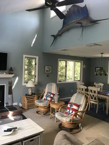 Photo for Wonderful House. 5 blocks from Lighthouse .  Sleeps 8. Booking Summer 2020 Now!