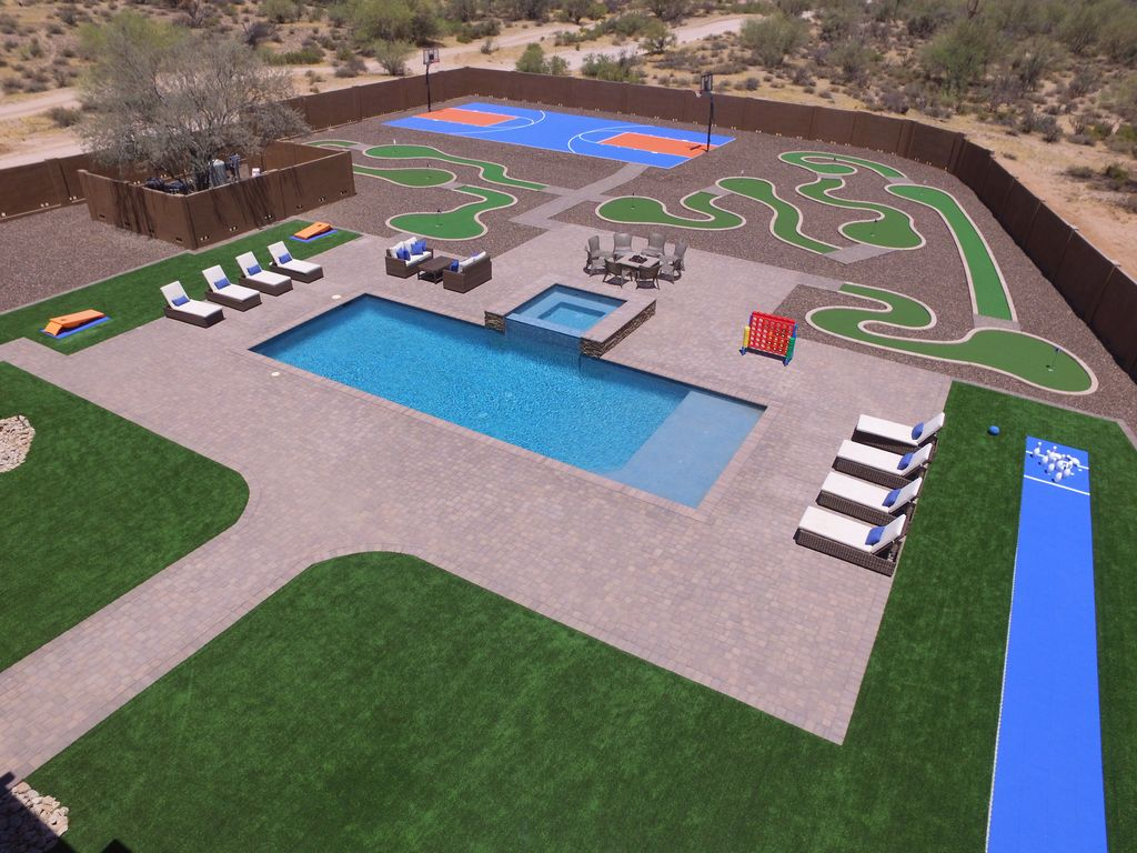new listing bowling basketball homeaway rio verde foothills