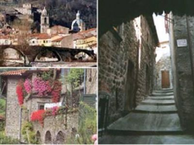 Photo for the historical center of PONTREMOLI (northern Tuscany), a small medieval town 30 km away from the Mediterranean Sea