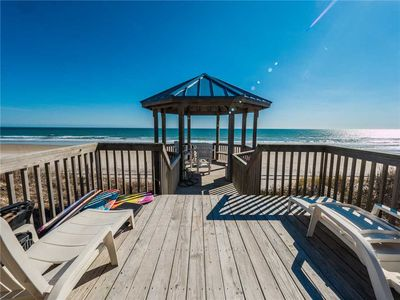 Photo for O Shore: 3 BR / 2 BA house in Surf City, Sleeps 8