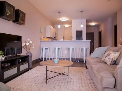Photo for LOCKERBIE SQUARE 2BR APT - NEAR MASS AVE